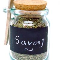 Chalkboard Spice Jar Labels