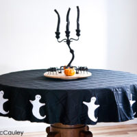 Halloween Tablecloth