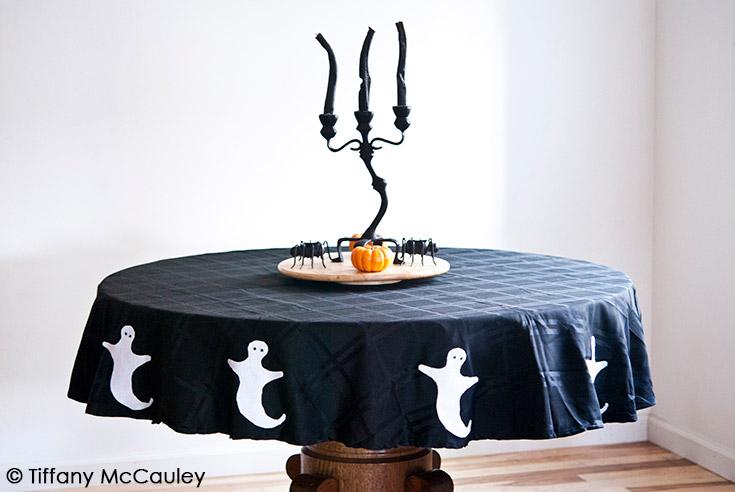 Halloween Tablecloth