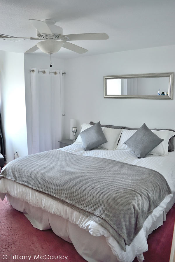 My 50 Shades Of Gray BedroomMy 50 Shades Of Gray Bedroom Makeover