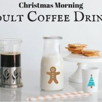 Adult Christmas Coffee Recipes