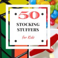 50 Stocking Stuffers For Kids